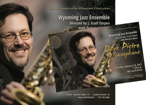 Jazz Ensemble marketing