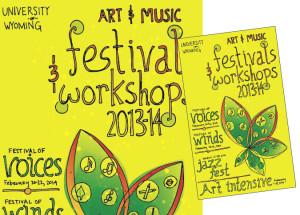 Festivals poster