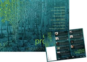 Cultural Programs poster