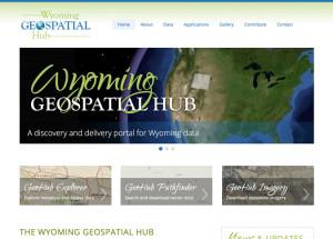 Wyoming Geospatial Hub