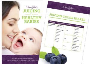 Healthy Babies E-book