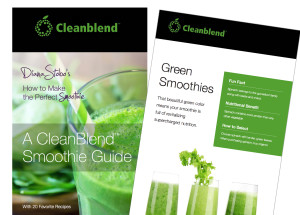 Cleanblend E-book