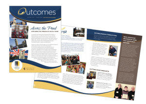 UW Social Work Outcomes newsletter