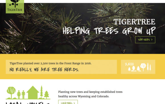TigerTree website