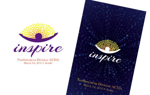 Inspire logo & program
