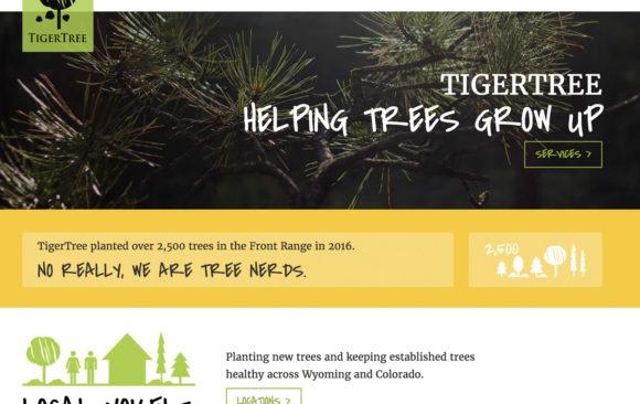 TigerTree website