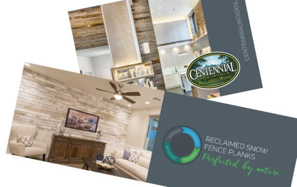 Centennial Woods brochure