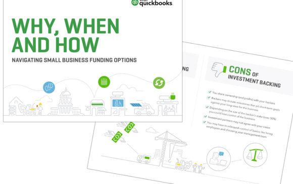 QuickBooks online booklet