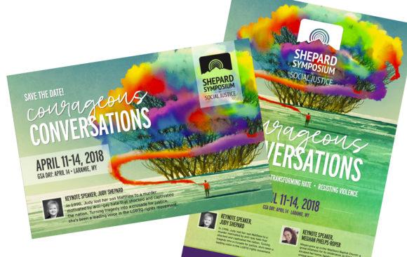 Shepard Symposium printed materials