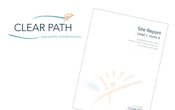 Clear Path logo & reports