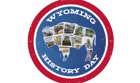 Wyoming History Day paddles