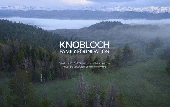 Knobloch Family Foundation website
