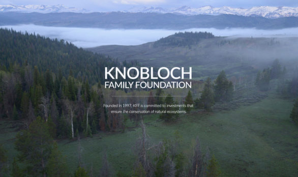 Knobloch Family Foundation website