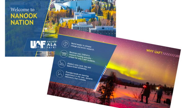 University of Alaska recruiting powerpoint