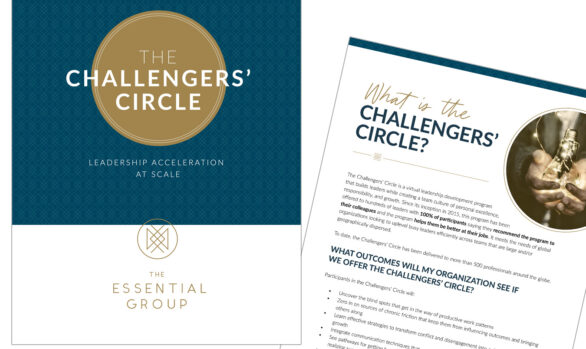 Challengers' Circle Booklet