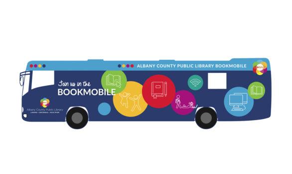 ACPL bookmobile