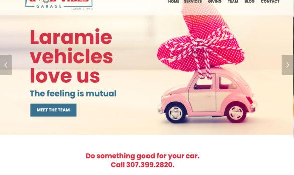 Good Vibes website